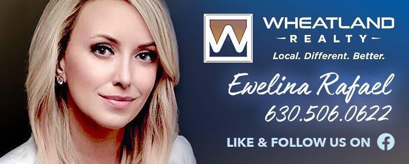 Ewelina Rafael Fox Valley Realtor at Wheatland Realty